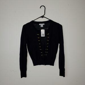 NWT Sweater Cardigan